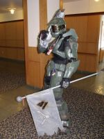 Master Chief Setsucon 2011 by bumac