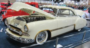 50 Chevy 2 dr Hardtop by zypherion