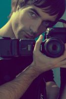 self with the camera by pacy4