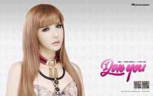 Wallpaper de Park Bom by LuannaMaria