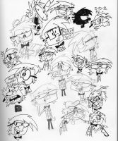 A page full of Marx by spongefox