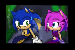 Deep Sea Sonic Chapter 3 What's a Day?..Seriously? by xXStoryWolfXx