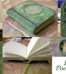 Elven Poets' Notebook by myceliae