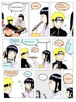 NaruHina: Treats p.1 by MyDearDream