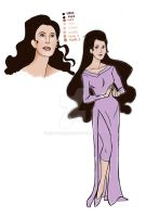 Deanna troi by Silk-Ward