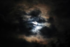 The Moon 3 - No 6 by JimmyJam75