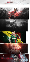 www.soccer-graphics.de - Best Works January 2014 by soccer-graphicsde