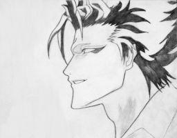 Grimmjow - Traditional 2 by okbrightstar