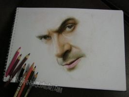 Hugh Jackman Wolverine Work In Progress 2 by A-D-I--N-U-G-R-O-H-O