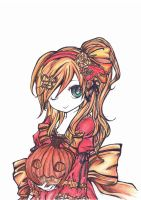 -08-Shroomsie drawing coloured by MiracleChibi