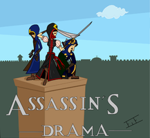Assassin's Drama by Boreal-Fire-I