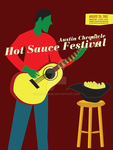 Hot sauce festival by Zleunamme