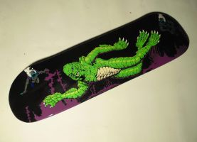the creature from the black lagoon_ by cucusita