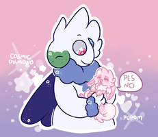 Momther No by pupom