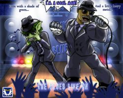 TT - Blues Brothers by BlueSerenity