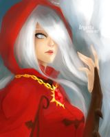 Dragon Nest: Argenta by DiWine-Waro