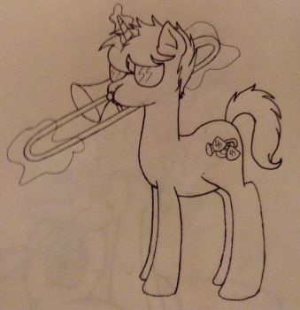 Trombonist by zsocreed