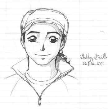 Me in Cartoon Form by d4rk-wolf