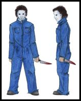 Myers by LillyMunster by Horror-Forever