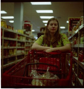 Groceries Carlee and the Buggy by modout