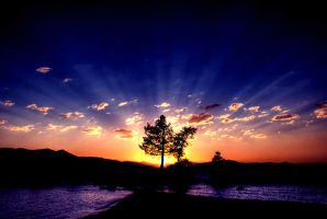 The Sun's Final Embrace by TchaikovskyCF