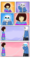 I love you Sans! by costa17