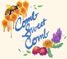 Comb Sweet Comb by shaduf