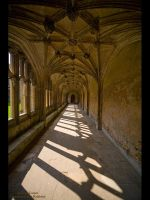 Lacock Abbey II by GMCPhotographics