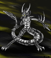 Mamba The Metal Slicer by Crazy-Cat009