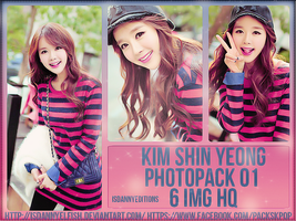 Kim Shin Yeong (ULZZANG) - PHOTOPACK#01 by JeffvinyTwilight