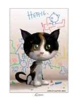 Hettie: My name is by HeyCat