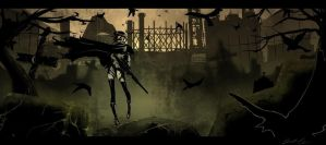 grave shadows by Seele1