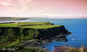 Irish Coast by IsacGoulart
