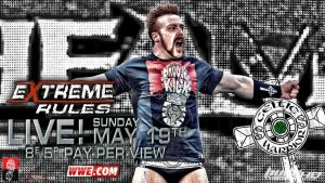 WWE Extreme Rules -Live Sunday May, 19 only on PPV by themesbullyhd