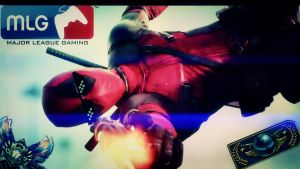 MLG Deadpool Thumbnail by K4shike