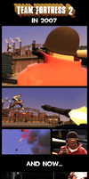 Team Fortress 2 - Evolution by Razzik88
