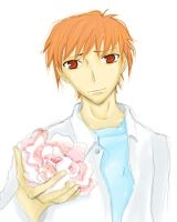 Kyo: Flower for You by beckyscully