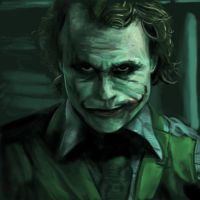 The Dark Knight's Joker by TheChaoticKnight