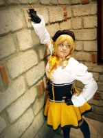 Mami Tomoe by AnarchySocky