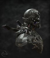Character Series 00 - Robot1 by Peet-B
