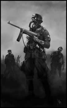 Ghost division by Trufanov
