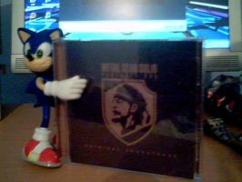 Sonic likes Metal Gear Solid by Erazor91