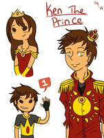 Ken The Prince Tumblr OC by EuchredEuthanasia