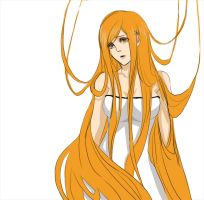 Orihime by SchifferCake
