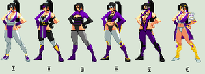 MyCustom27: All Masumi's Outfits by Sobies516pl