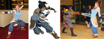 UPDATE: Korra - 'Last Airbender: Legend of Korra' by TempestFae