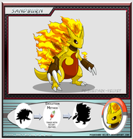 Alternative Evo:  SANDBURN by PEQUEDARK-VELVET