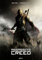 Assassin's Creed Movie Poster - Fan Made by UrgeErGodt