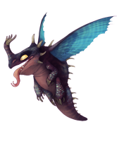 Flynoceros by JackTheVulture