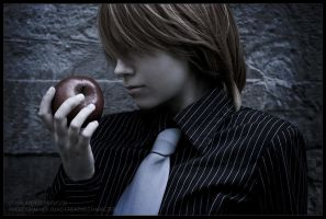 DN_Gods of death love apples by SoranoSuzu